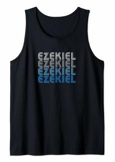 Ezekiel - Boys Name Birthday Gift Tank Top