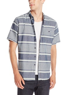 Ezekiel Men's Brazza Short Sleeve Woven Shirt