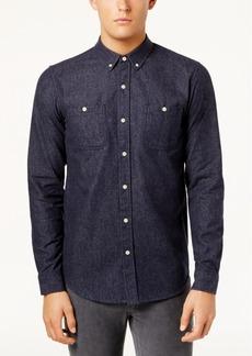 Ezekiel Men's Button-Down Chambray Shirt