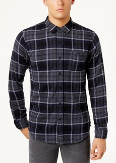 Ezekiel Men's Button-Down Plaid Shirt