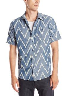 Ezekiel Men's Harmon Short Sleeve Woven Shirt