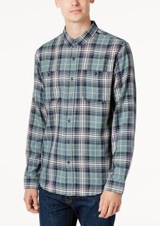 Ezekiel Men's Jerry Woven Plaid Shirt