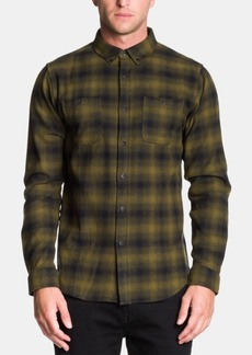 Ezekiel Men's Lay Low Woven Plaid Shirt