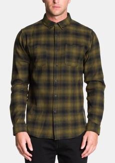 Ezekiel Men's Lay Low Woven Plaid Shirt