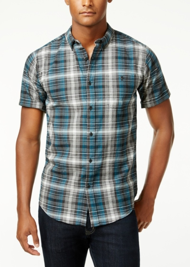 Ezekiel Men's Owen Plaid Shirt