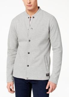 Ezekiel Men's Sophmore Snap-Front Fleece Jacket