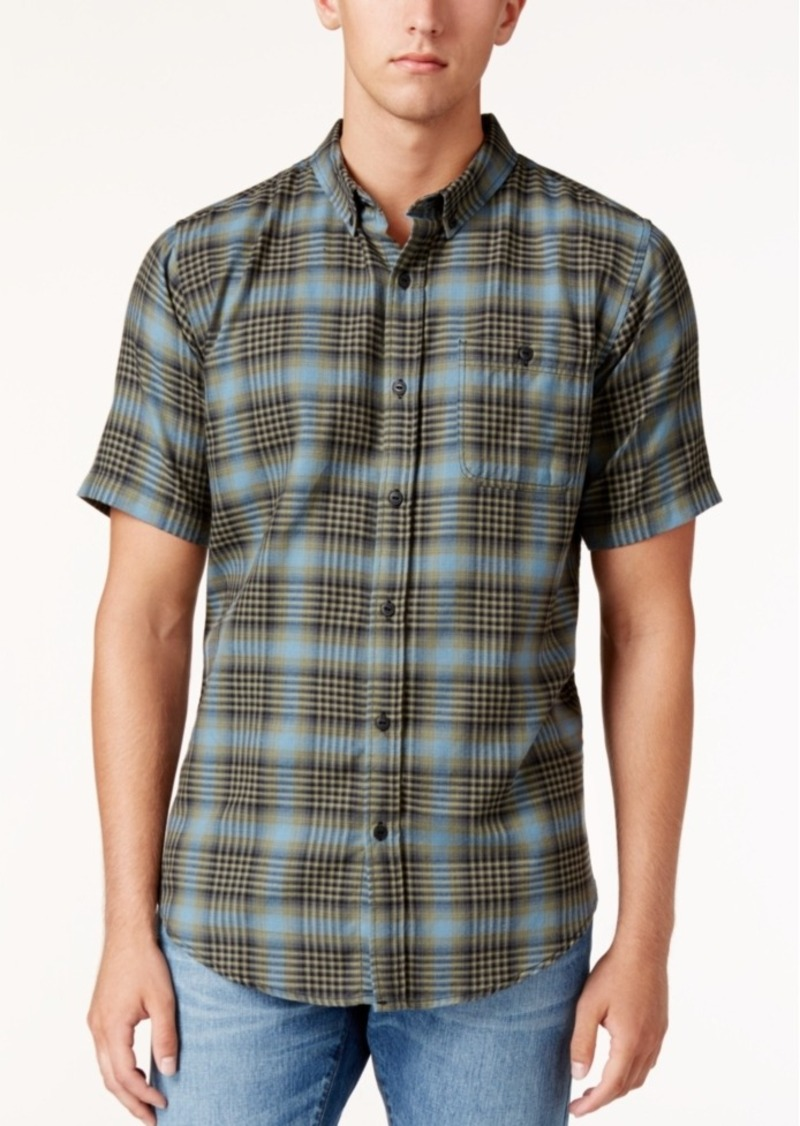 Ezekiel Men's Thunder Plaid Shirt