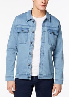 Ezekiel Men's Yarn-Dyed Denim Jacket