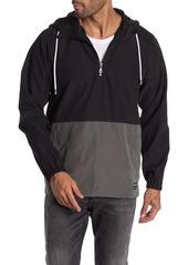 Ezekiel Falcon 1/4 Zip Pullover Hoodie