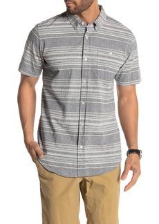 Ezekiel Hakka Striped Short Sleeve Shirt