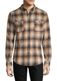 Ezekiel Harbor Woven Button-Down Shirt