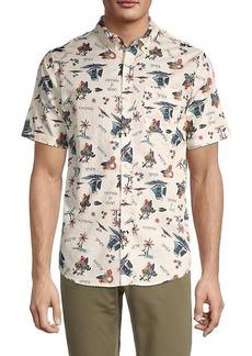 Ezekiel Islander Regular-Fit Shirt
