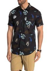 Ezekiel Leaves Short Sleeve Regular Fit Shirt