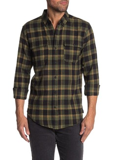 Ezekiel Mac Check Long Sleeve Shirt