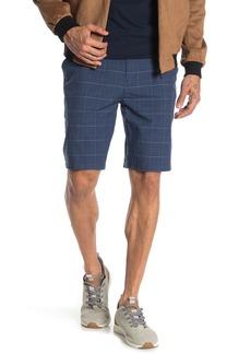 Ezekiel Matty Checked Shorts