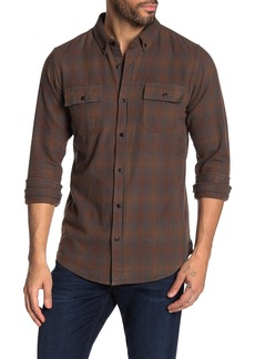 Ezekiel Mesa Plaid Long Sleeve Shirt
