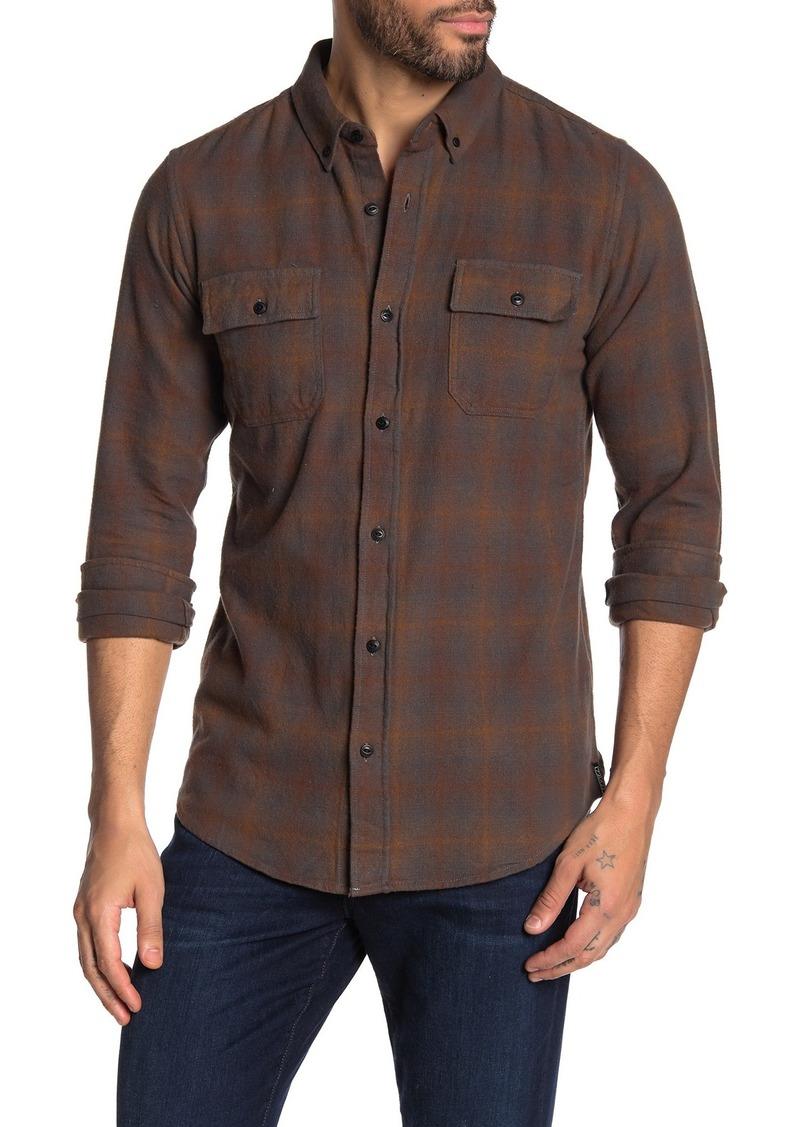 Ezekiel Mesa Plaid Long Sleeve Shirt