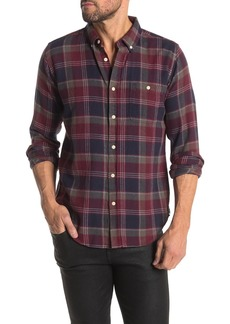 Ezekiel Nathan Plaid Regular Fit Shirt
