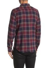 Ezekiel Nathan Plaid Regular Fit Shirt