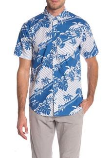 Ezekiel Palm Beach Short Sleeve Regular Fit Shirt