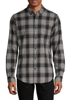 Ezekiel Plaid Long-Sleeve Shirt
