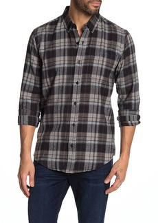 Ezekiel Plaid Long Sleeve Shirt