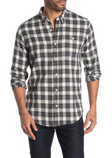 Ezekiel Sandler Plaid Regular Fit Woven Shirt