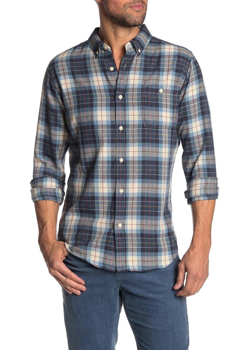 Ezekiel Sonny Plaid Long Sleeve Shirt