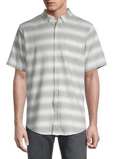 Ezekiel Striped Short-Sleeve Shirt