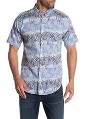 Ezekiel Twisted Palms Short Sleeve Regular Fit Shirt
