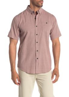 Ezekiel Vandall Checkered Modern Fit Woven Shirt