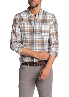 Ezekiel Wylde Plaid Long Sleeve Shirt