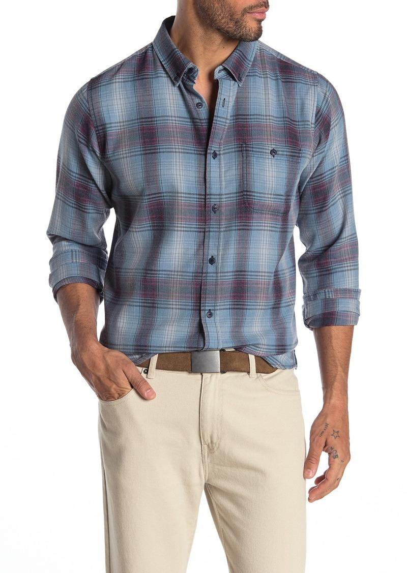 Ezekiel Zephyr Plaid Print Woven Shirt