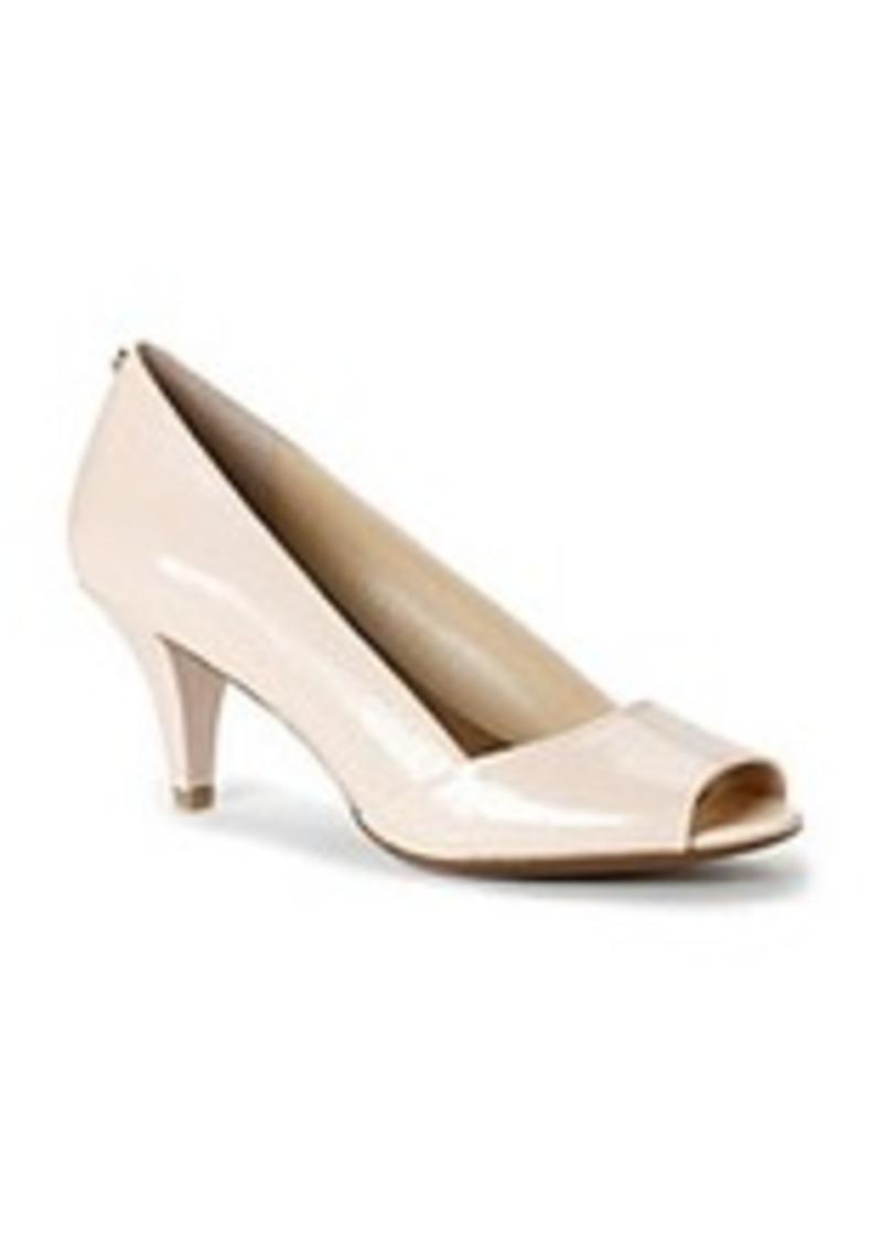 """Calvin Klein """"Parisa"""" Peep-toe Heels"""