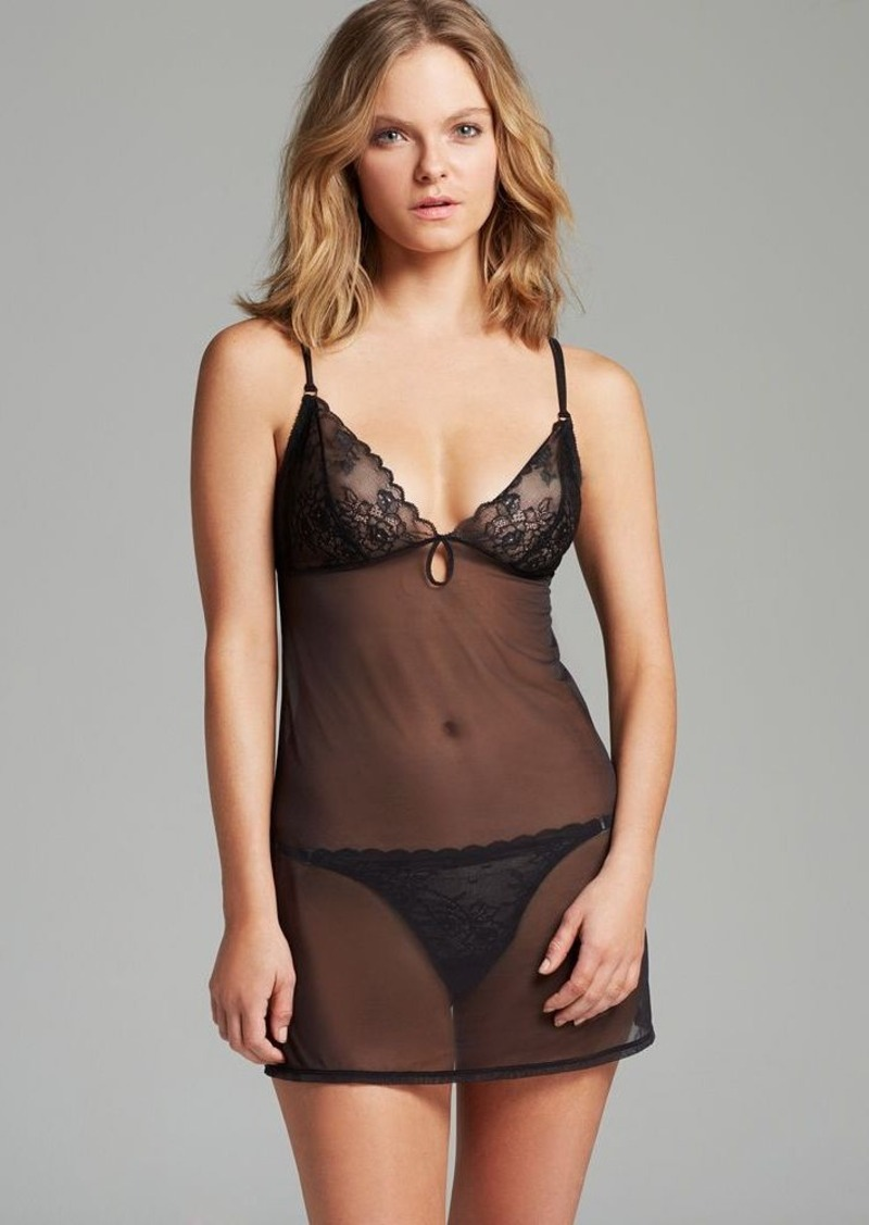 La Perla Diana Babydoll with Thong