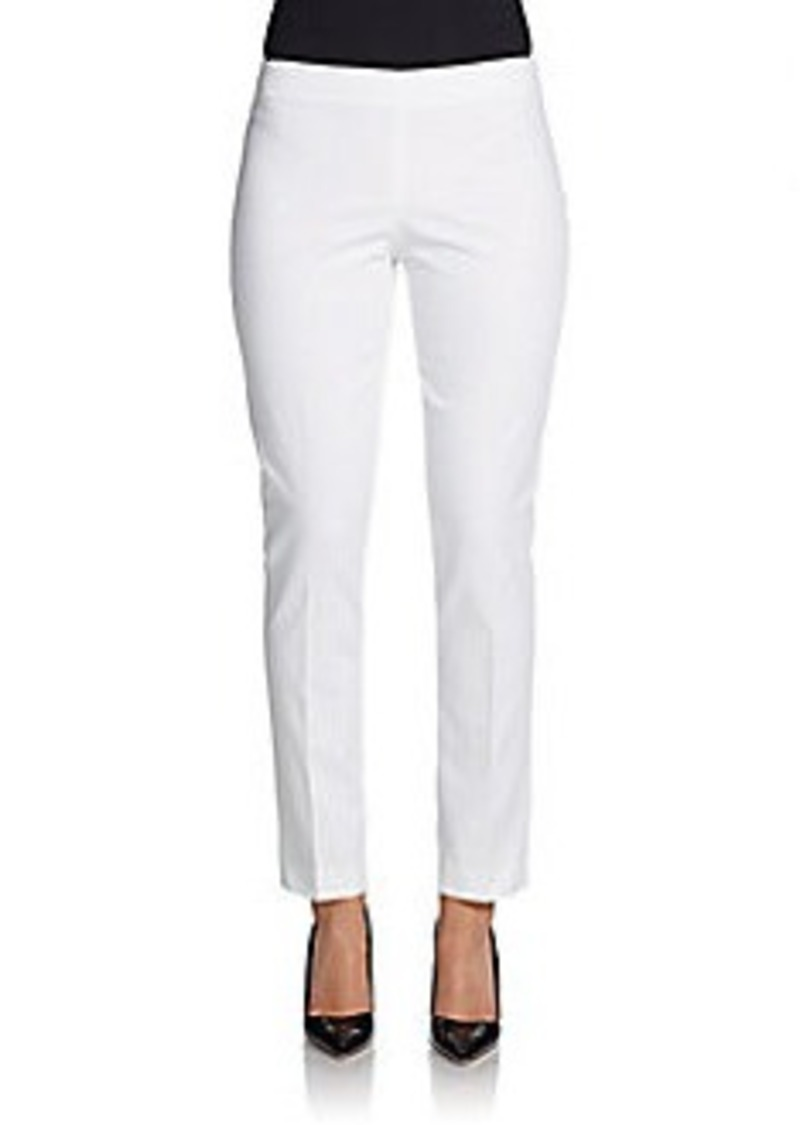 Tahari Juliette Cotton Pants