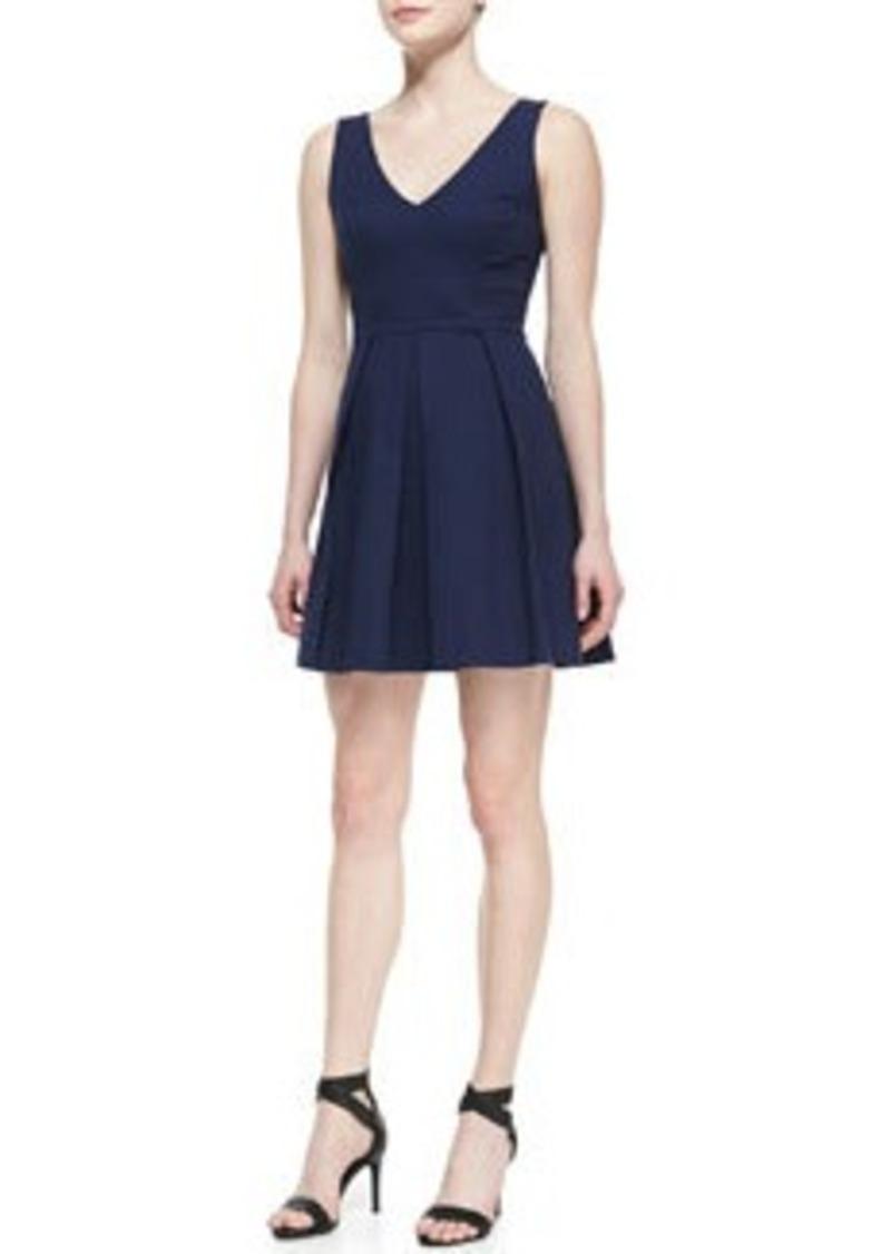 Joie Bessina Sleeveless A-Line Dress   Bessina Sleeveless A-Line Dress