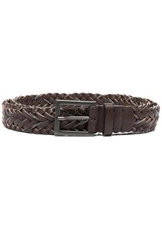 Fabiana Filippi braided leather belt