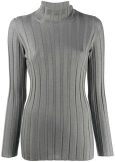 Fabiana Filippi cashmere roll-neck sweatshirt