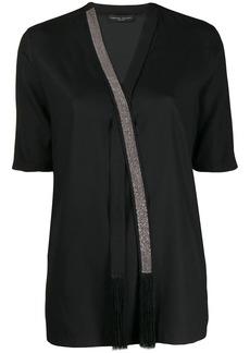 Fabiana Filippi embellished blouse