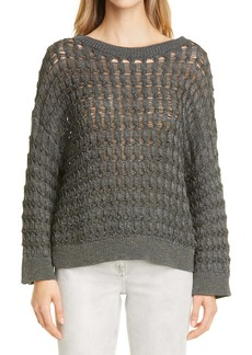 Fabiana Filippi Cotton Blend Sweater