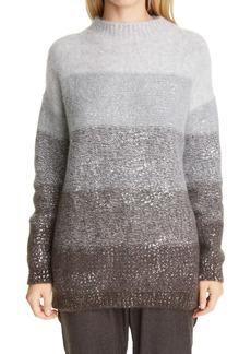 Fabiana Filippi Ombré Wool Blend Sweater