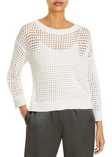 Fabiana Filippi Ribbon Yarn Sweater