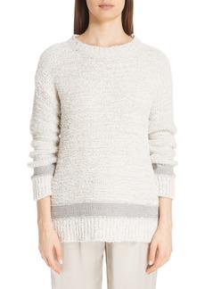 Fabiana Filippi Sequin Knit Sweater