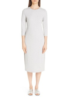 Fabiana Filippi Side Stripe Jersey Dress
