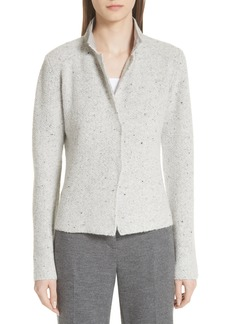Fabiana Filippi Tweed Knit Jacket (Nordstrom Exclusive)