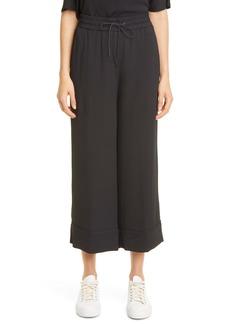 Fabiana Filippi Wide Leg Crop Pants