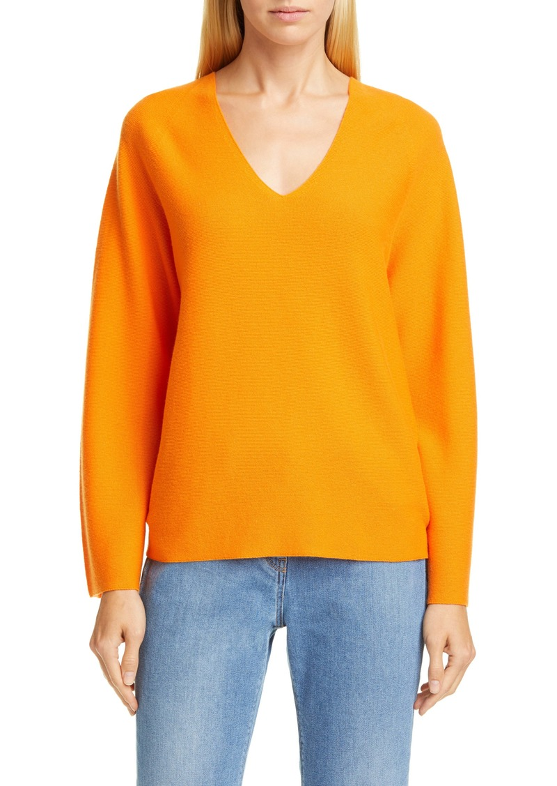 Fabiana Filippi Wide Sleeve Cashmere Sweater