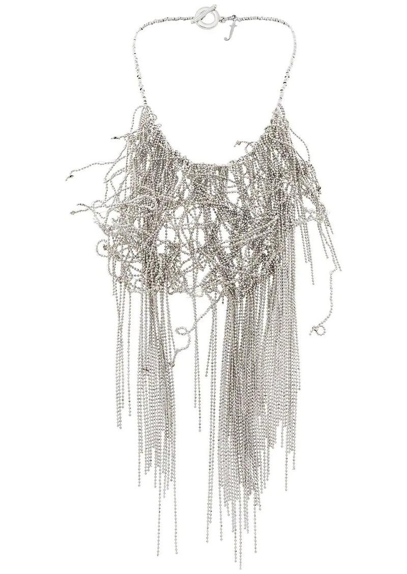 Fabiana Filippi gathered necklace