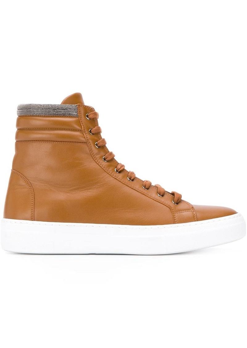 Fabiana Filippi high top sneakers
